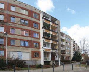 Bau Stadtteil Heide-Nord