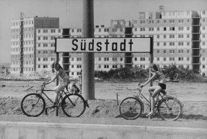 Baubeginn Suedstadt