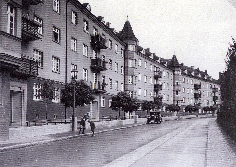Stadtgutweg 1930