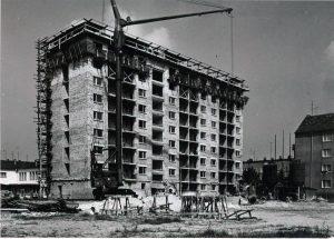 Hochhaus Vogelweide 1963