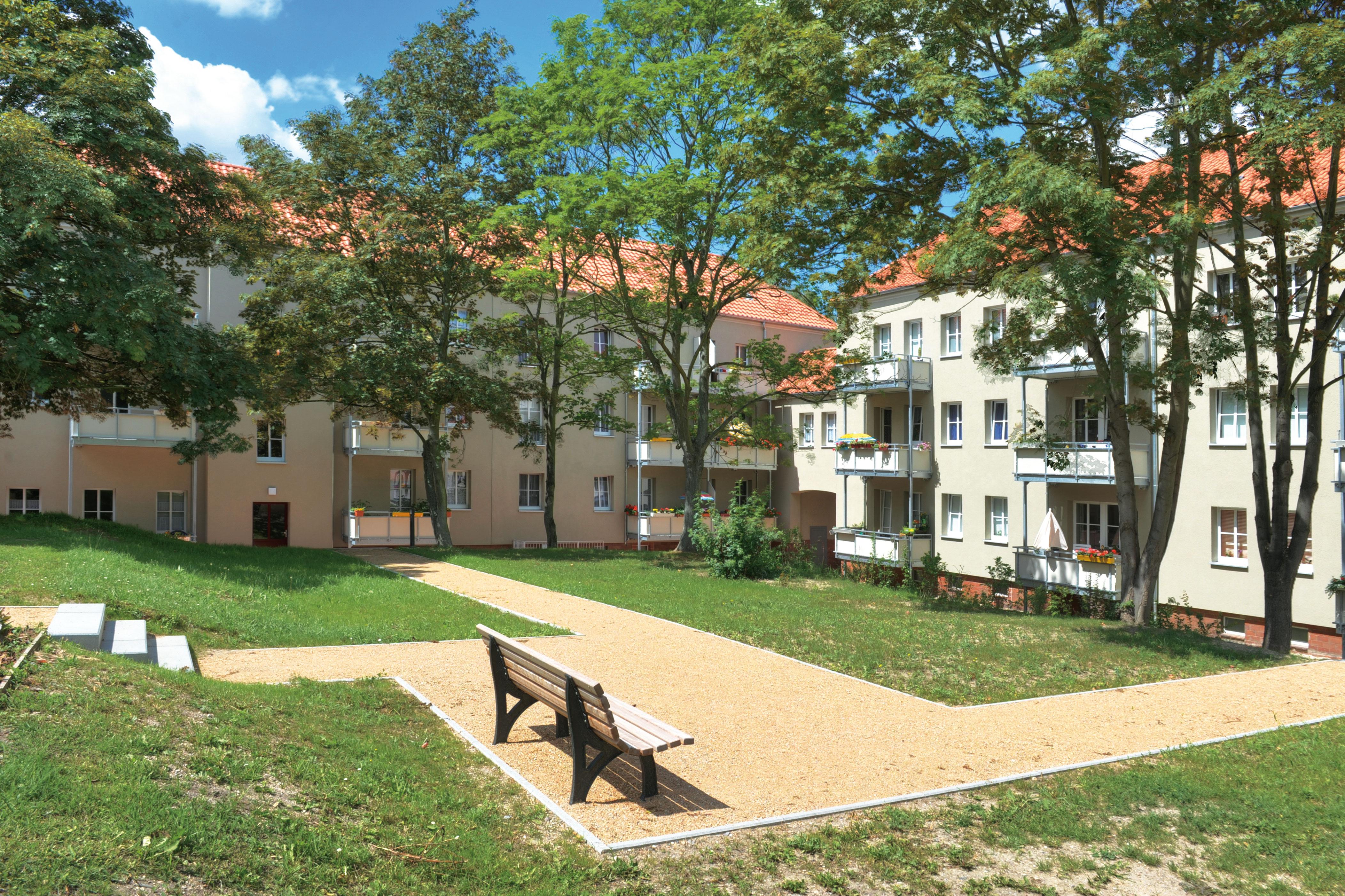 Innenhof Reilshof