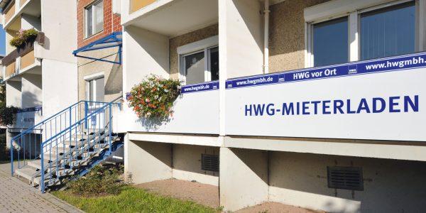 Ansicht Mieterladen Heide-Nord
