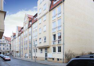 Neubau Wittekindstrasse
