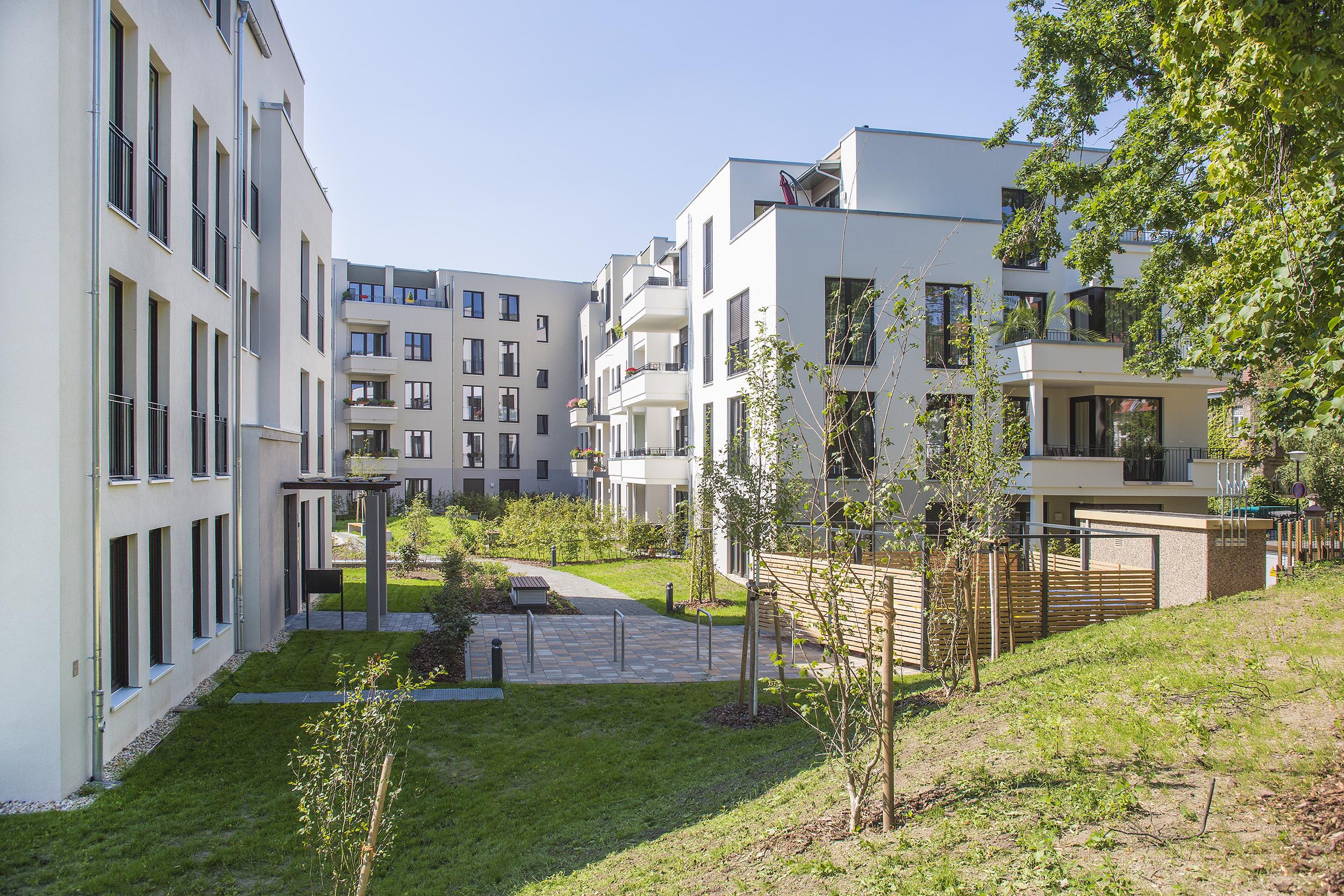 Wohnpark Neubau