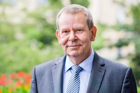 Geschäftsführer Jürgen Marx