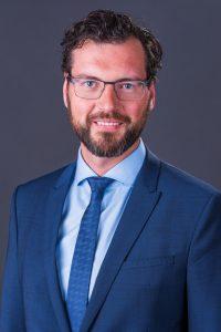 Pressesprecher Steffen Schier