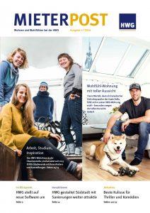Titelseite Mieterpost 1/2016