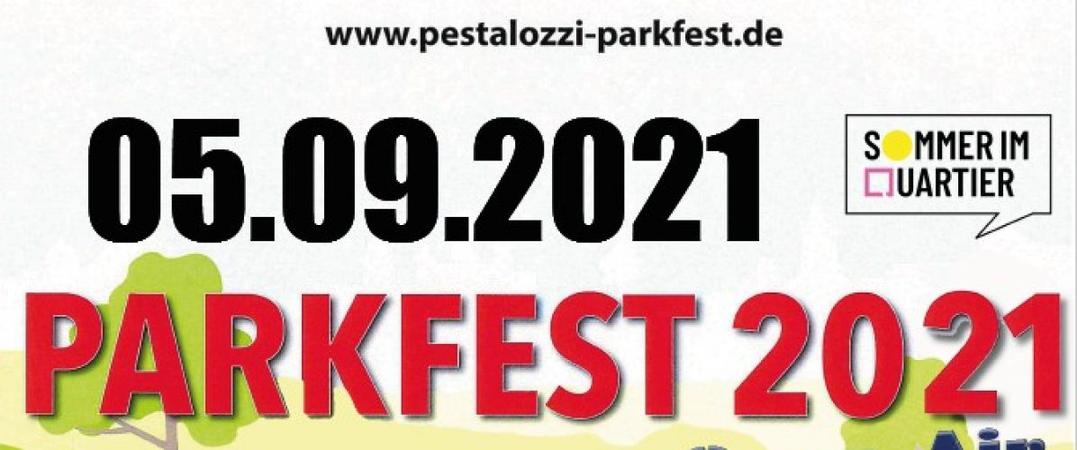 Poster Parkfest 2021