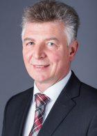 Abteilungsleiter Ralf Mettin