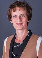 Abteilungsleiterin Simone Danz