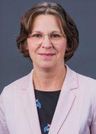 Abteilungsleiterin Susanne Schrader